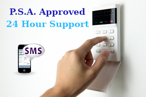 home alarm system psa approved